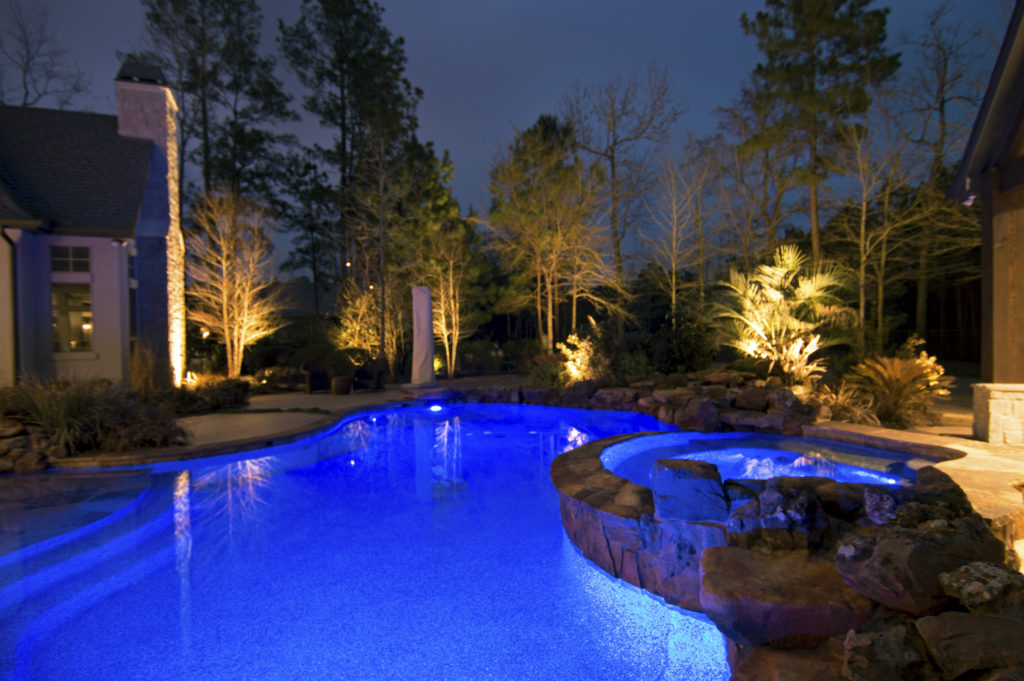 Landscape Lighting Swimming Pool Remote Control