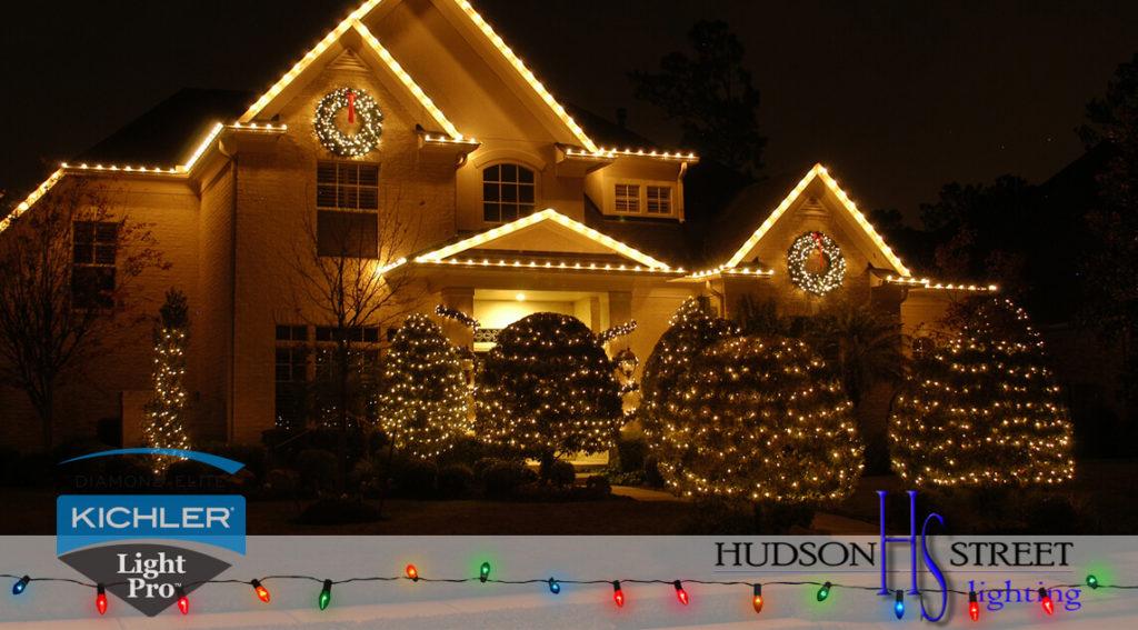 christmas holiday lighting installers Walker County near Huntsville, TX