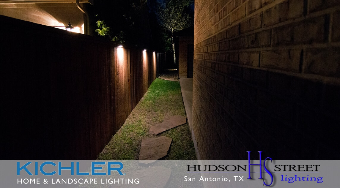 exterior home lighting contractors san antonio, tx