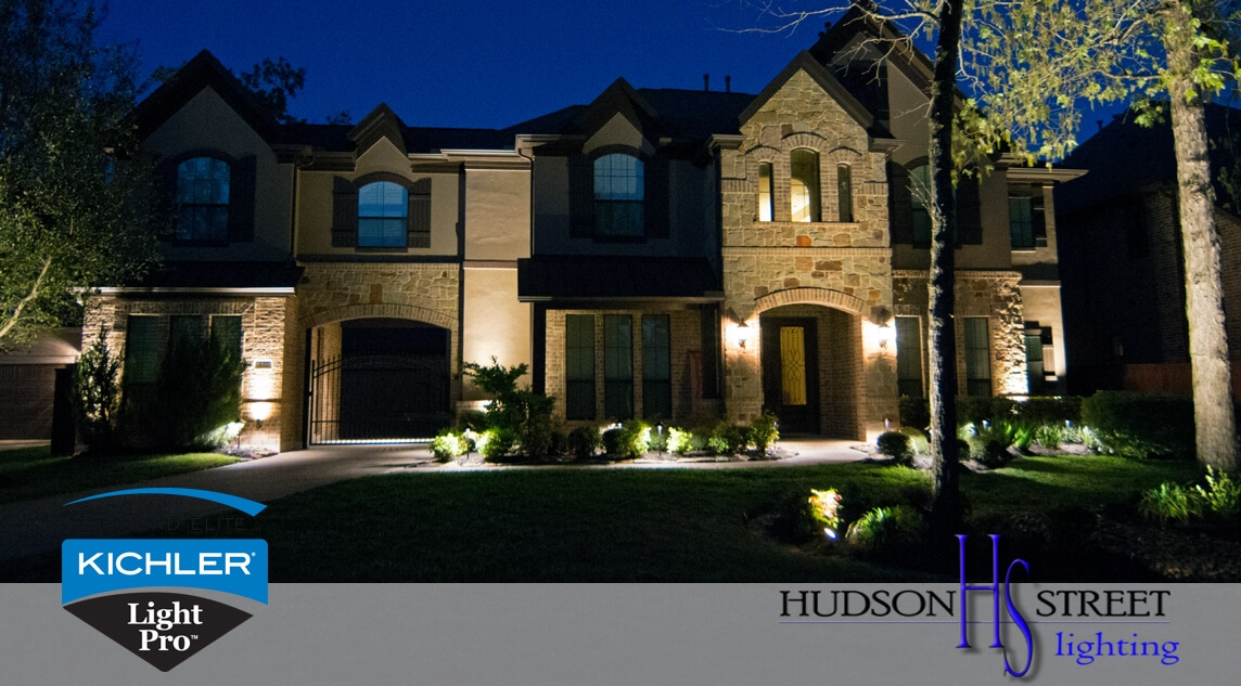 exterior home lighting design contractors Austin, TX 73301, 73344, 78613, 78617