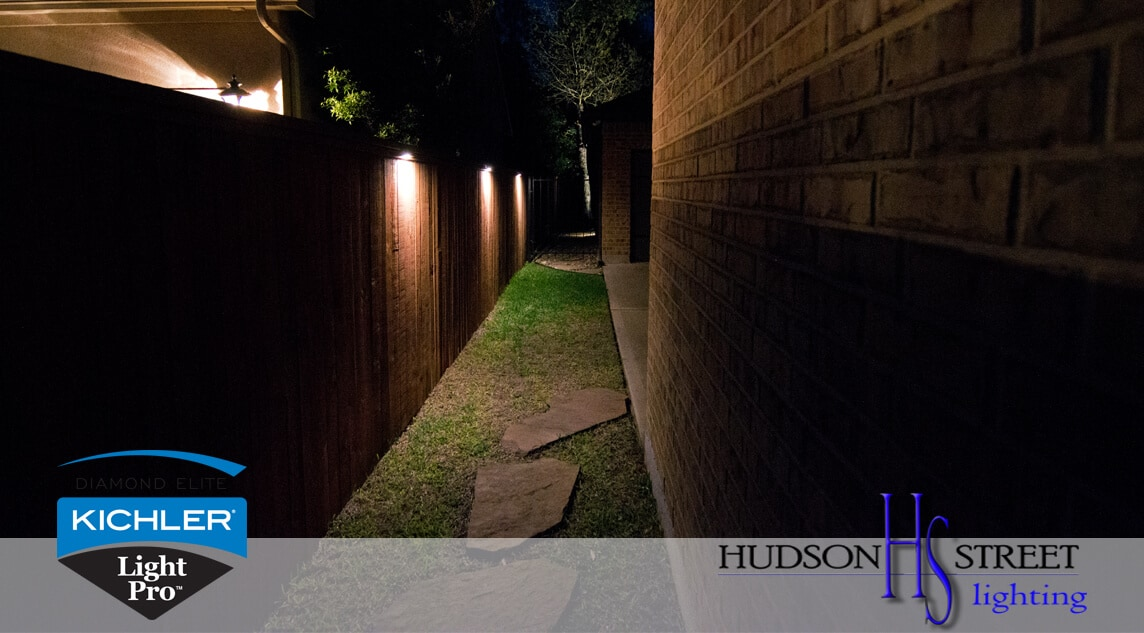 exterior home lighting design contractors conroe, tx 77302 77301 77304