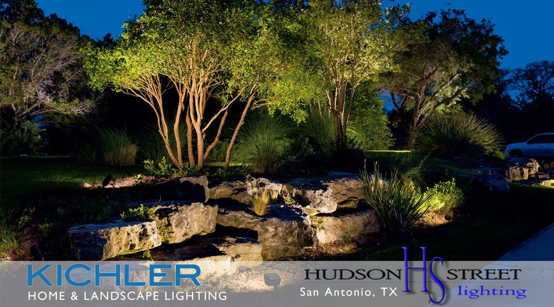 home and landscape lighting design san antonio, tx