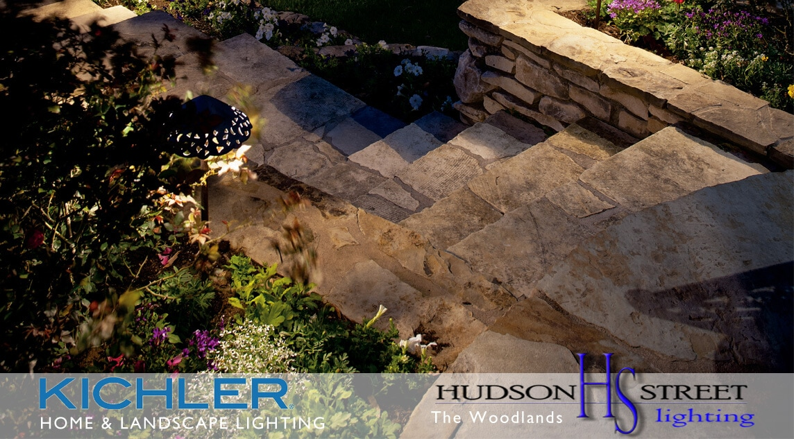 landscape lighting contractor the woodlands, tx