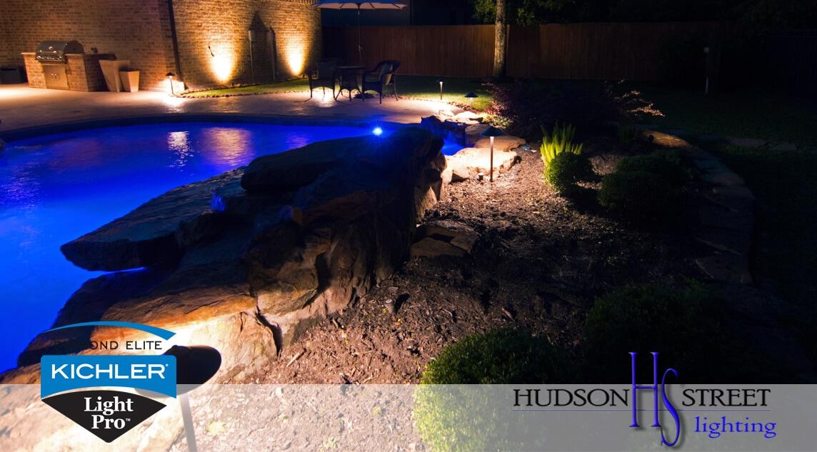 landscape lighting contractors in Montgomery, tx 77316 77356 77363
