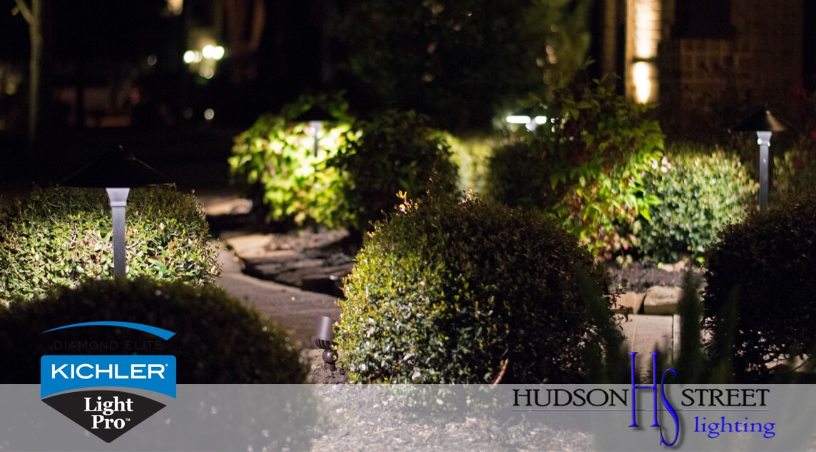 landscape lighting designer in Conroe, TX 77302 77304 77301