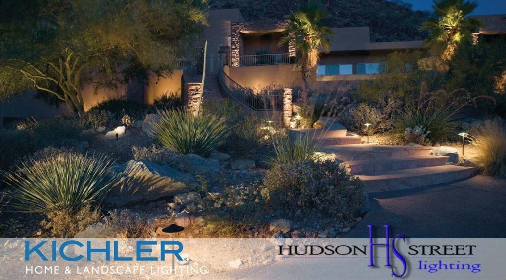 landscape lighting installation company in Conroe TX 77304 77302