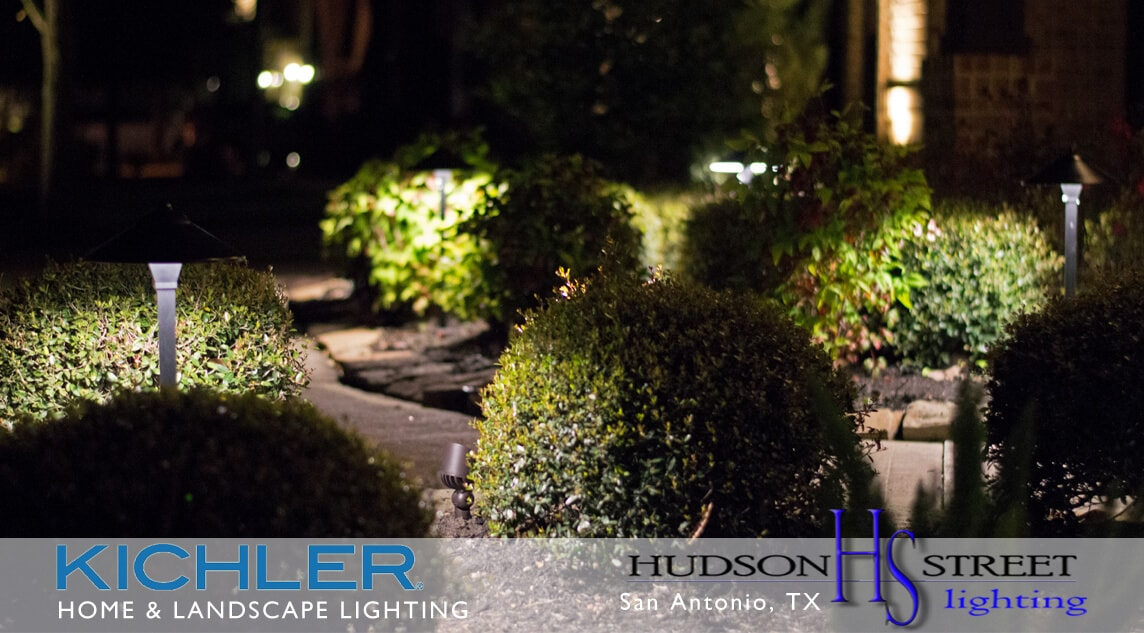landscape lighting installers san antonio, tx