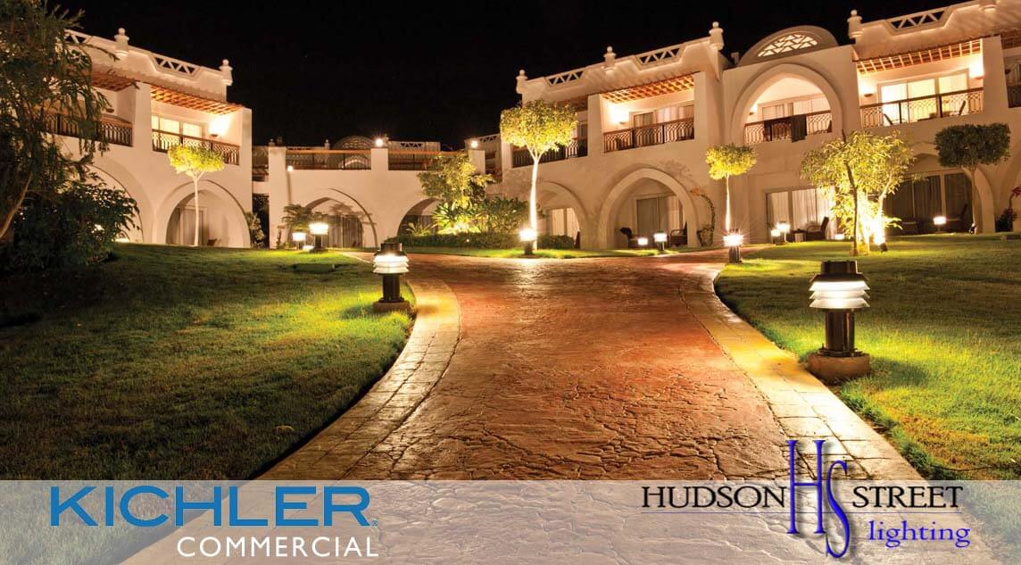 landscape lighting services commercial and business in texas