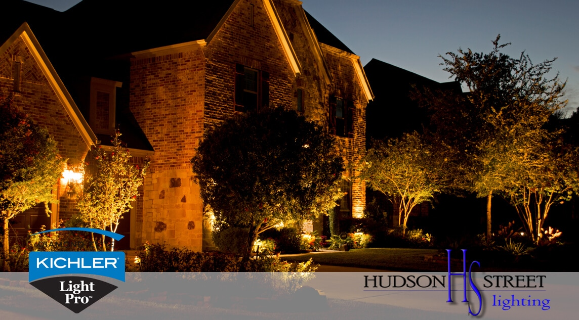 Austin Tx Landscape Lighting Custom Design Installation