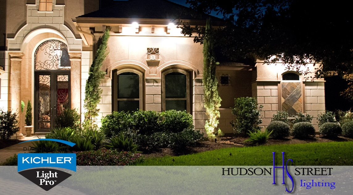outdoor and landscape lighting company in Harris County, TX