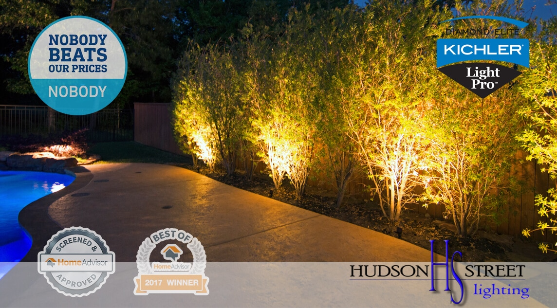 Montgomery County Landscape Lighting Services Design