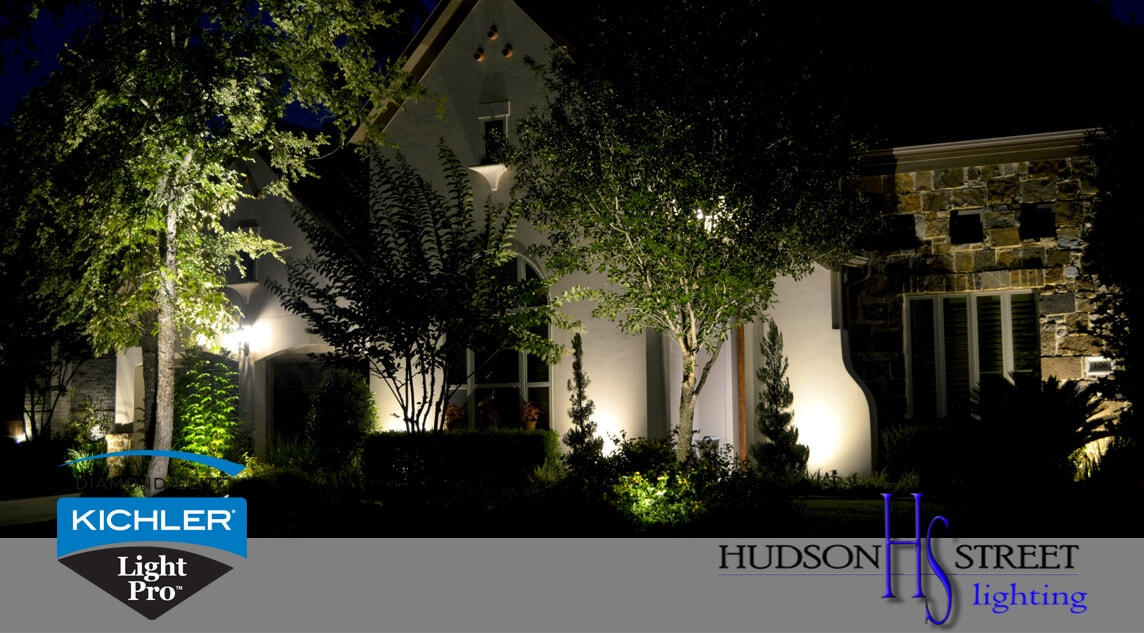 outdoor landscape lighting design company Walker County, TX near Huntsville