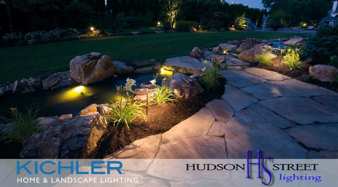 texas landscape lighting design company