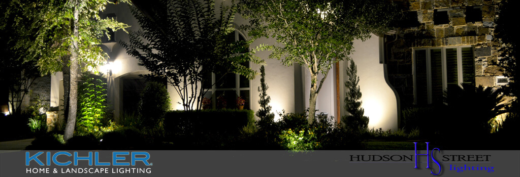 shadowing landscape lighting methods