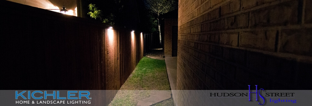 wall wash exterior LED lighting