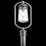 Post mount light Kichler