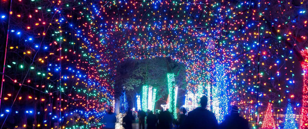 christmas-light-tunnel