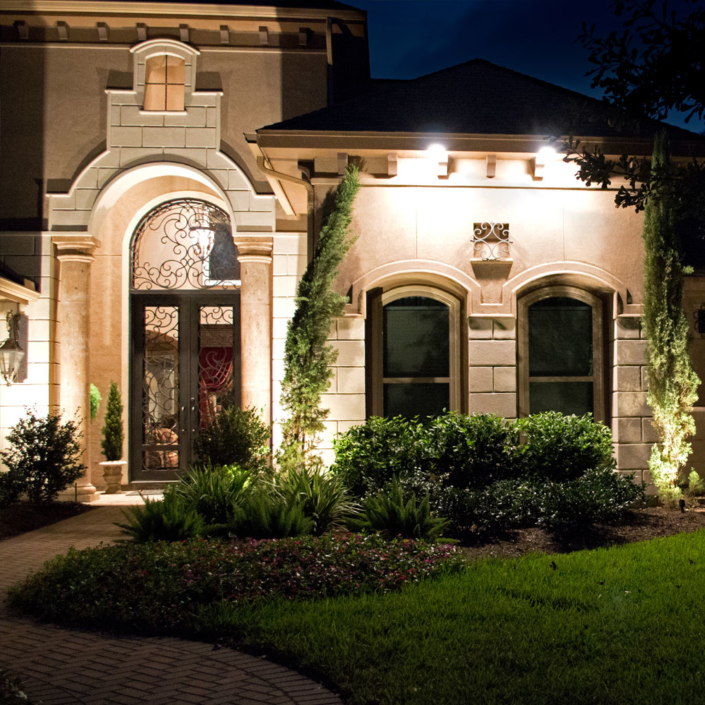 exterior home led lighting