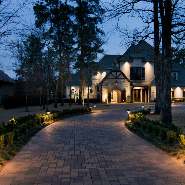 led lighting for home and landscape