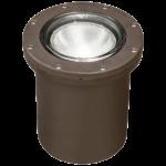 kichler led ground light canister