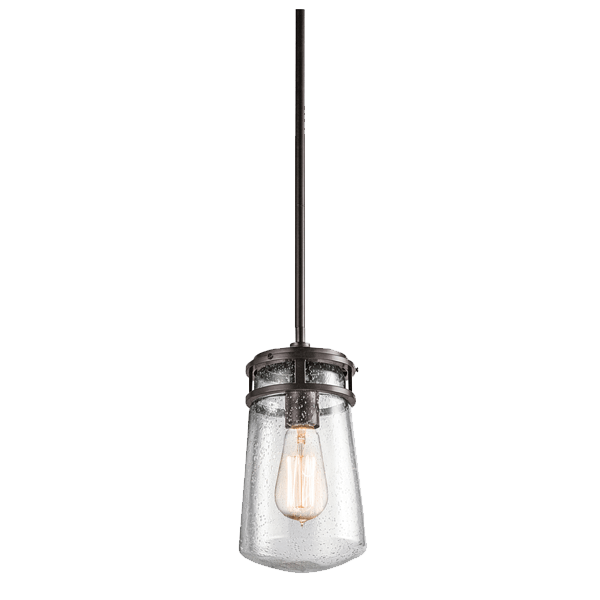 kichler modern pendant lighting