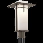 kichler post mount led light