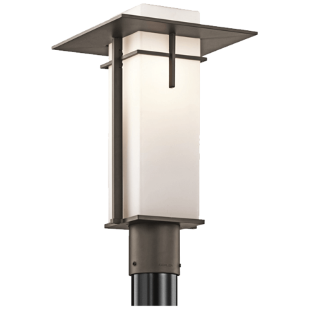 kichler post mount led light