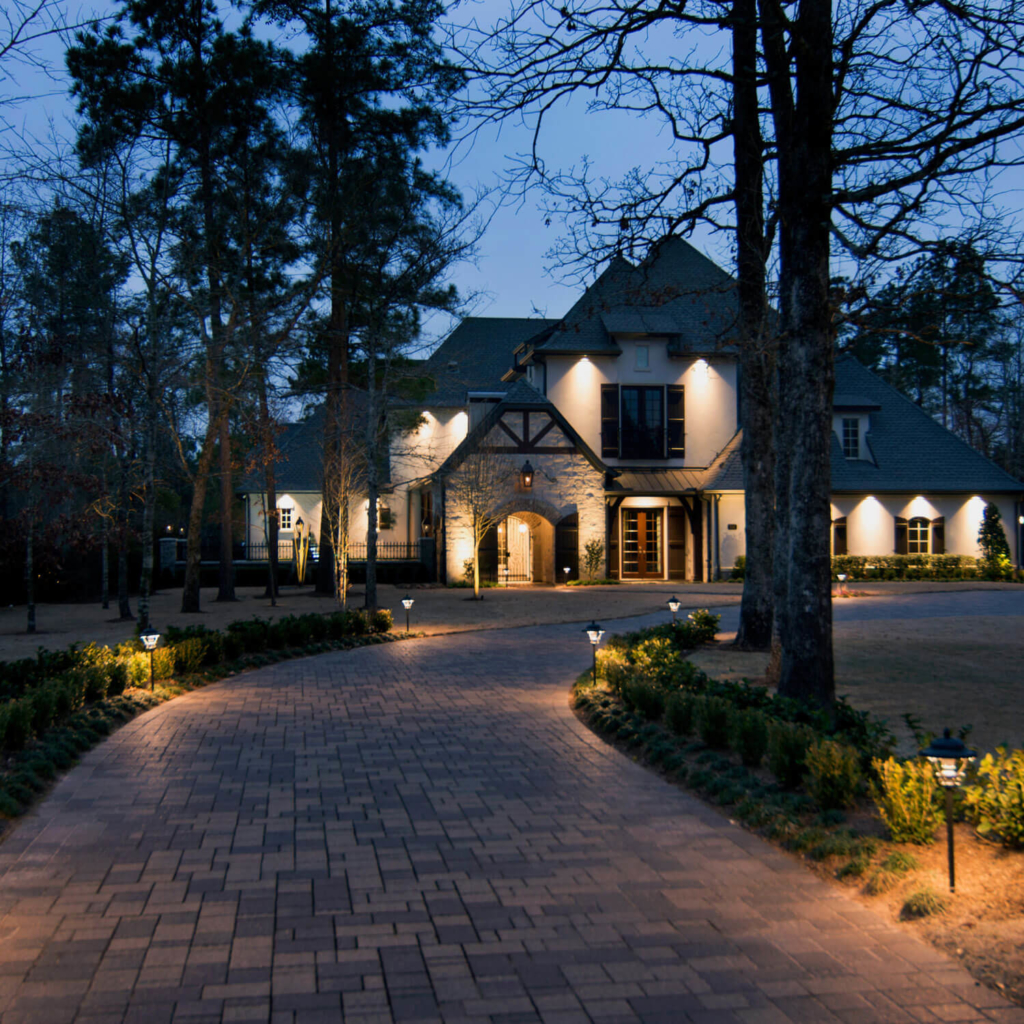 How LED Landscape Lighting INCREASES HOME VALUE & CURB APPEAL