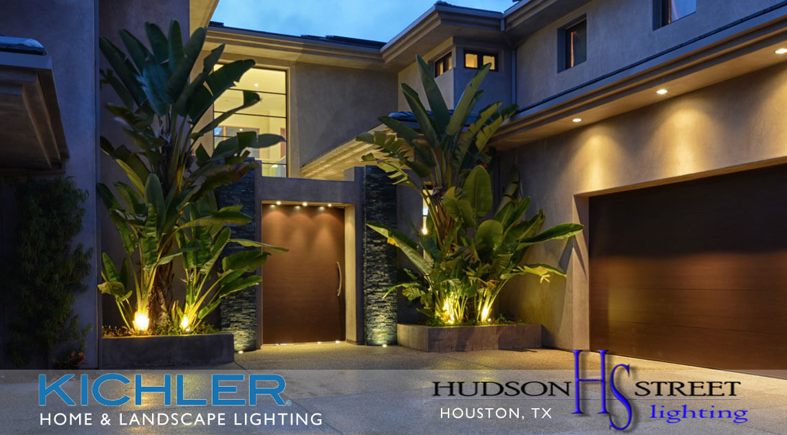 Landscape Lighting Designer Houston TX