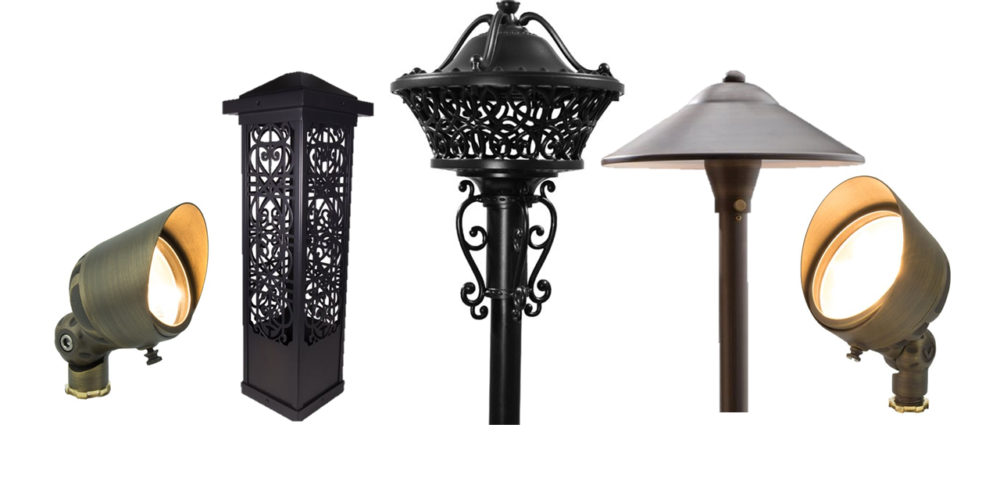 Outdoor Lighting, Landscape Lighting, LED Lighting, Hudson Street Lighting, Garden Lighting